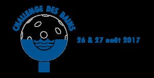 Logo Challenge des Bains 2017